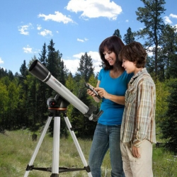 Телескоп Celestron LCM 90