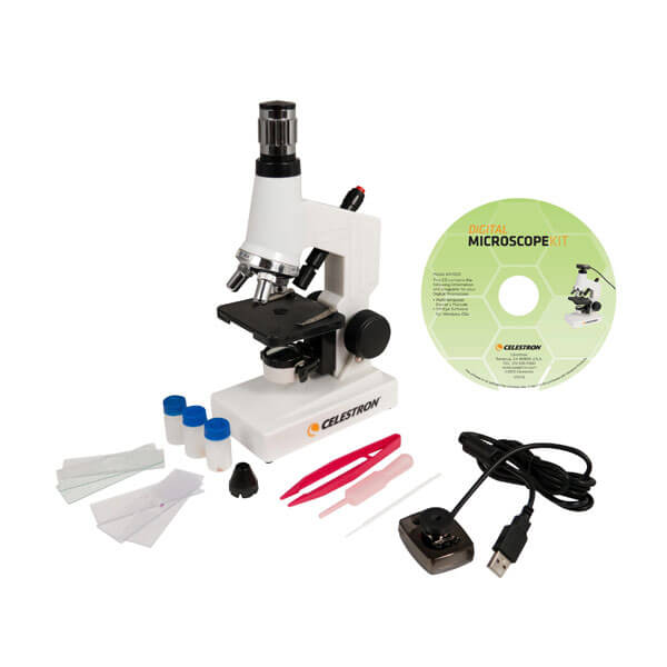 Учебный цифровой микроскоп Celestron