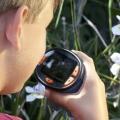 Портативный цифровой микроскоп Celestron с LCD-экраном