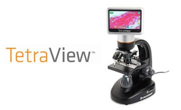 Цифровой микроскоп TetraView