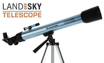 Телескоп  Land&Sky 50 AZ