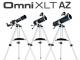 Телескопы Omni XLT AZ